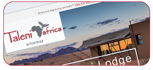 Subscribe to our Taleni Africa Newsletter